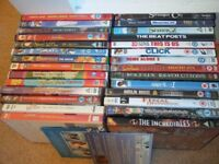 25+ DVDs for £10