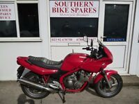 1997 Yamaha XJ600S Diversion Red (36,394miles) 600cc Inline 4 Cylinder XJ600 XJ 600 S Divi