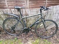 Kona Dew hybrid bicycle 56cm
