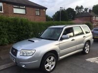 SUBARU FORESTER 2.5 TURBO XT FACELIFT EDITION AUTO