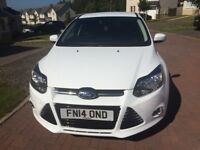 Ford Focus 2014 immaculate condition