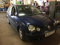 VW Polo - for spares or repair