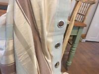 Curtains from next, never been used £30 can deliver locally