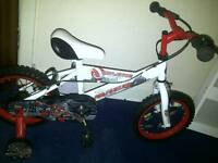 Kids huffy bike in great condition