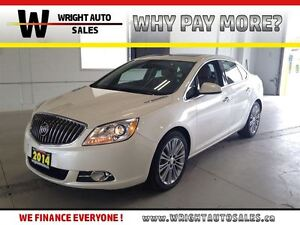 2014 Buick Verano SUNROOF|LEATHER|BACKUP CAM|34,120 KMS