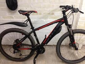 Cube aim hard tail mountain bike great condition