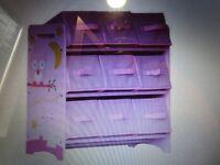 Kidsun owl & pussycat 9 bin storage set