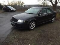 2003 audi a4 1.9 tdi sport 130 bhp 6 speed full bodykit open to offers and px
