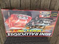 Scalextric mini motocross