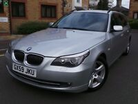 BMW 5 Series 3.0 530d SE Business Edition Touring AUTOMATIC 5dr p/x welcome EX POLICE CAR