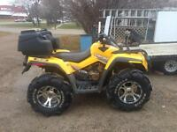 *2008 Can Am 650 Outlander*