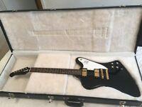 Gibson USA Firebird 08 Ebony 6 String Electric Guitar