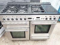 Rangemaster range cooker 110cm free delivery..07867030779