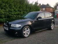 * BMW 116i SPORT 2005 / 76k Leathers / Drives MINT / BARGAIN / 1 Series Golf Astra Polo Corsa 1.6 *