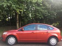 2009 FORD FOCUS 1.6 TDCI. BRILLIANT DRIVE. ELECTRIC WINDOWS. CENTRAL LOCKING KEY WITH REMOTE.