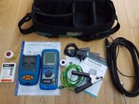 Kane 456 Gas Analyser with 12 months calibration. Brilliant condition