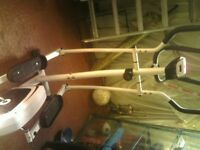WE*R Sport Elliptical Trainer