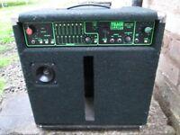 TRACE ELLIOT GP7 sm Bass pre amp combo