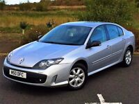 2009 RENAULT LAGUNA DCI 130 ( TOM TOM EDITION ) 5 DOOR HATCH- FULL SERVICE HISTORY- TOP SPEC- DIESEL