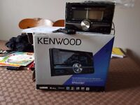 Kenwood DPX405BT boxed
