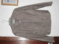 Ladies Wallis Fuax Leather Jacket