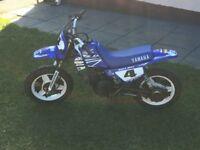 pw 50 (yamaha ktm crf husky kxf) motocross