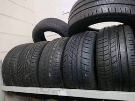 4 x 205/50R16 tyres with free fitting!