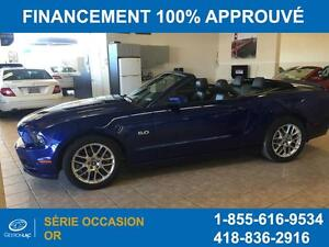 Ford Mustang Gt 5.0l Decapotable Convertible Gt 5.0 Litre 2013