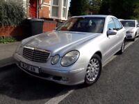 Mercedes-Benz E270 2.7L CDI Elegance Auto 2003 **Just Serviced & MOT** 84k
