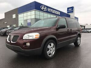 2009 Pontiac Montana SV6 ONE OWNER TRADE *CLEAN CARPROOF*