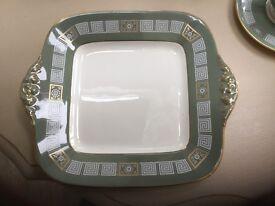 Wedgwood bone china tea and lunch set.