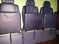 6 van chairs