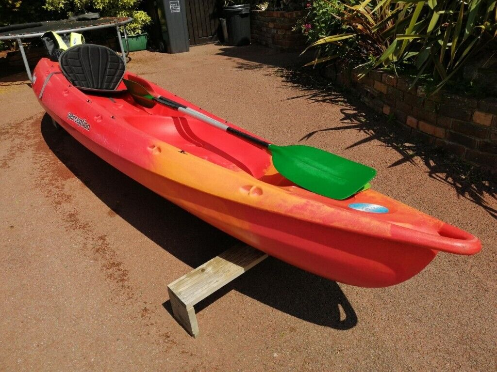 Perception Gemini Tandem Kayak | in Lancing, West Sussex | Gumtree