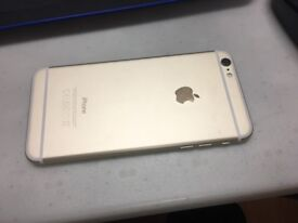 IPhone 6 plus 128gb gold excellent condition