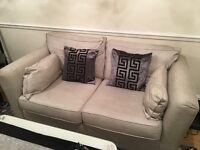 Sofa silver