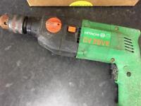 240v Hitachi hammer drill