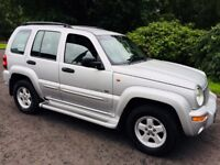 AUTO GAS CONVERTED JEEP CHEROKEE 3.7 LIMITED - bmw x3 x5 discovery audi q3 q5 ford kuga volvo RANGE
