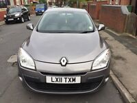 11 Plate Renault Megane 1.5 dCI Eco expression - good condition diesel