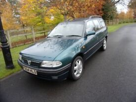 1997 VAUXHALL ASTRA ESTATE 1.6 LS 10 MTHS MOT NEW CAMBELT CLEAN EXAMPLE
