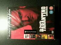 Quentin Tarantino 6 disc box set