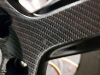 Audi a4 a5 q5 set of Alloys in half carbon