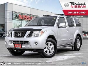 2012 Nissan Pathfinder SV MINT LOCAL TRADE