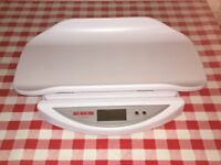 EKS 8006 Electronic Babyscale - in excellent condition, only used a few times.