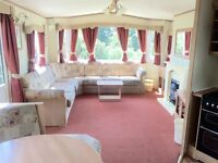 STATIC CARAVAN 3BED ROOKLEY PARK FINANCE AVAILABLE HALF PRICE 2017 FEES & FEES FROM £2995