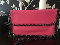 Gorgeous new cerise pink bag
