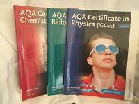 AQA iGCSE Science Revision Guide Bundle - Nelson Thornes