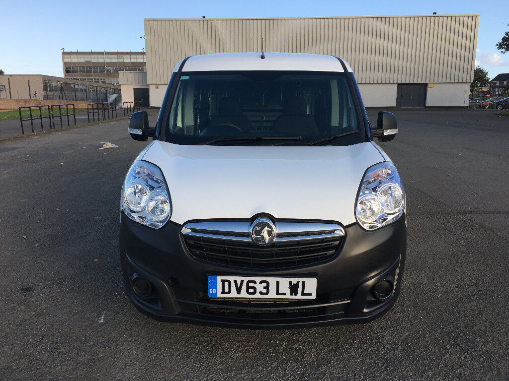 Vauxhall Combo 1.3 Diesel Manual van immaculate condition