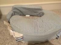 My Brest Friend; breastfeeding pillow