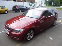 BMW 318 D Exclusive Edition,4 dr saloon,6 speed manual,full leather interior,stunning car,great mpg