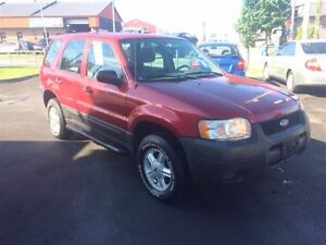 2004 Ford Escape XLS FINANCEMENT MAISON DISPONIBLE